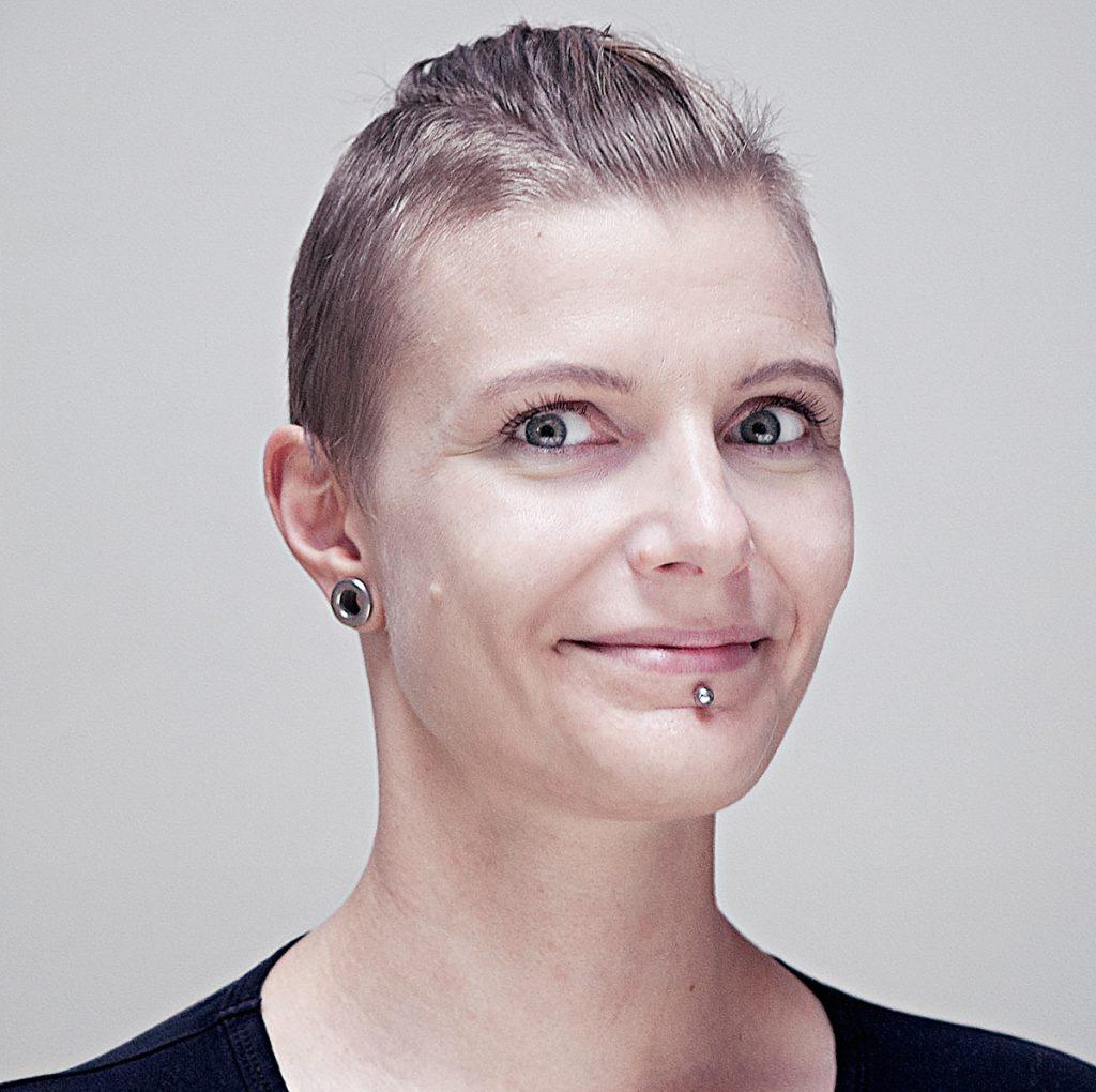 Portrait of Sanna Reponen